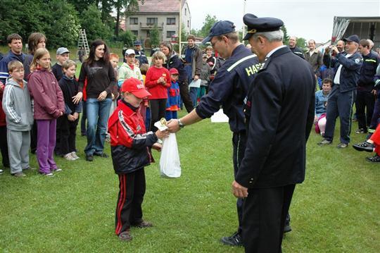 Velitel družstva Lukavec -mladší