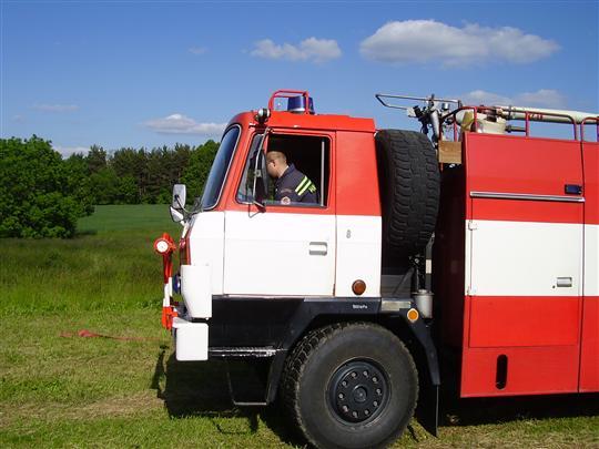 CAS 32 T 815 ze stanice Pacov